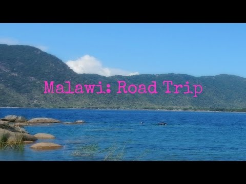 Family road Trip/  lake malawi
