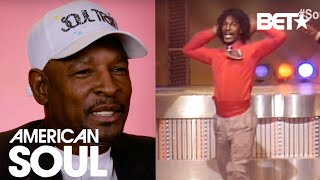 Soul Train Dancer Charles Washington Discusses Being A Trendsetter On The Show | American Soul