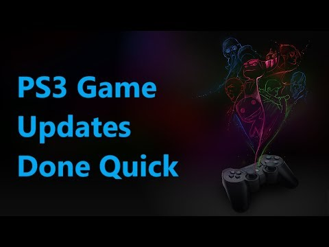 PS3 Game Updates (For RPCS3 & CFW PS3) - Master Turkey