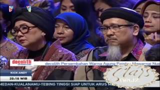 Video AHOK DAN SLANK DI KICK ANDY  ( SUARA HATI AHOK ) download MP3, 3GP, MP4, WEBM, AVI, FLV Juni 2018