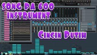Cincin Putih - Dangdut FL Studio Korg PA 600