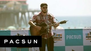 """Dustin Kensrue """"Please Come Home"""" @ US Open of Surfing 