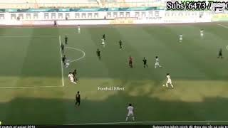 Pakistan vs Japan football 2018