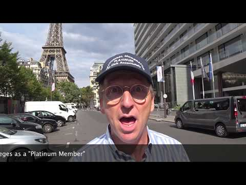 Hotel Pullman Paris Tour Eiffel, France  ✨ ENGLISH ✨ PLATINUM MEMBER TEST ✨ Le Club AccorHotels