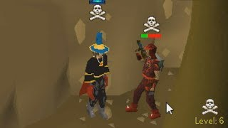 Never AFK Skulled in the Wild