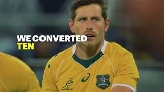 Accenture Australia is supporting Rugby Australia, on and off the field.