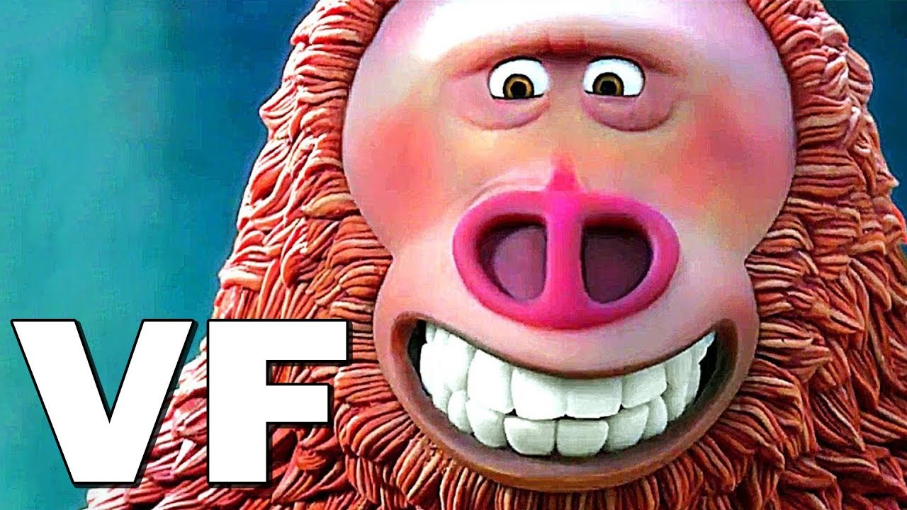 MONSIEUR LINK Bande Annonce VF (Animation, 2019)