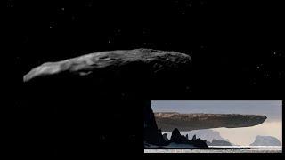 Nuevos Datos Sobre Oumuamua, la Supuesta Nave Alienígena Según Científicos