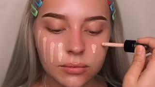 Lenkalul Bagrowska Compilation Makeup video 2019