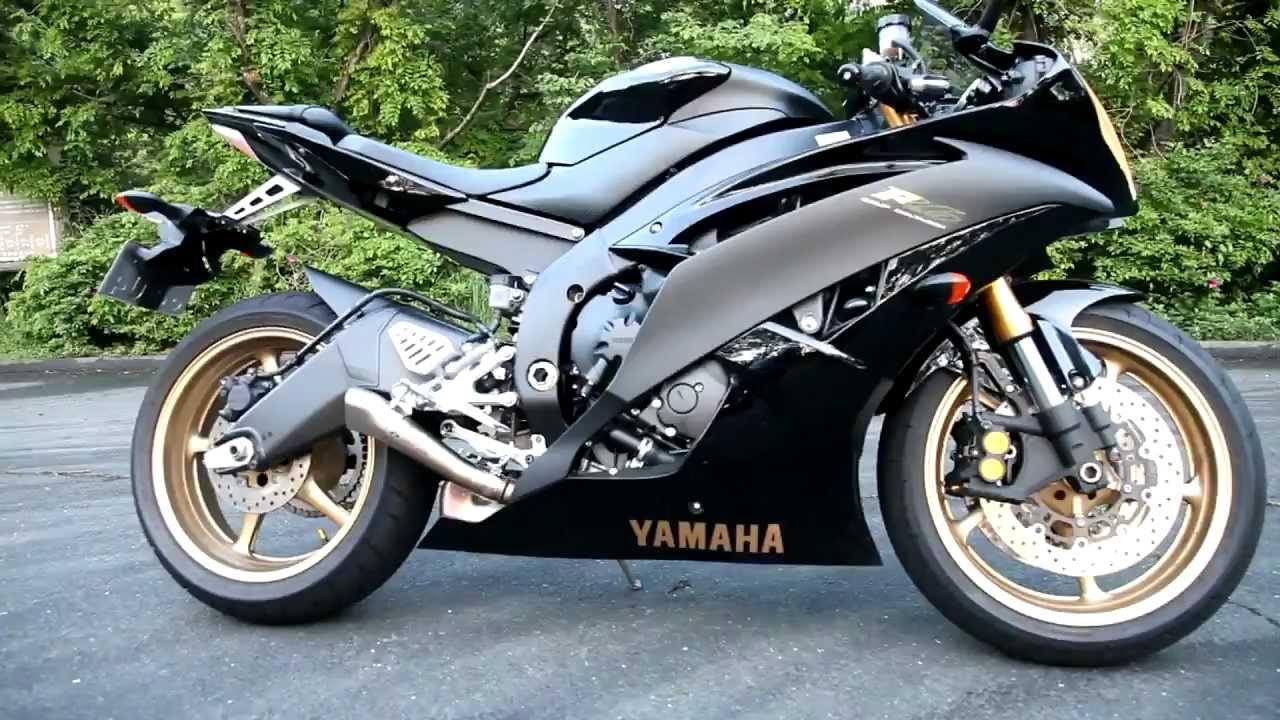 Yamaha R Gp Exhaust