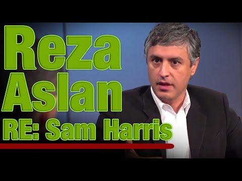 Professor Reza Aslan On Sam Harris