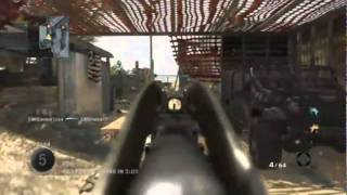 Call of Duty Black ops. Sharp Shooter Spaassy 12 to tha rescue