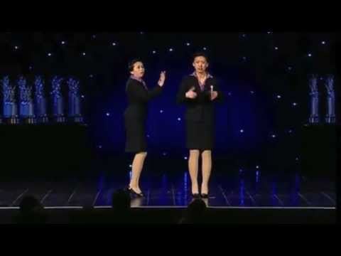 "Duo Interpretation: NFL '12 National Runner Up - ""Battle Hymn of the Tiger Mother"""