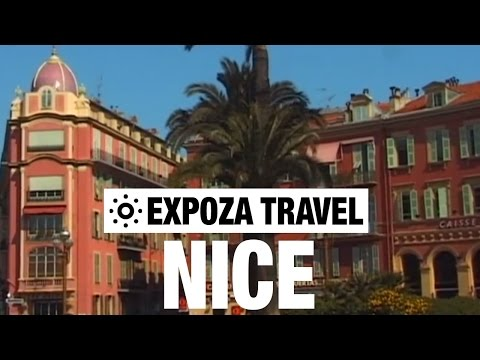 Nice Vacation Travel Video Guide