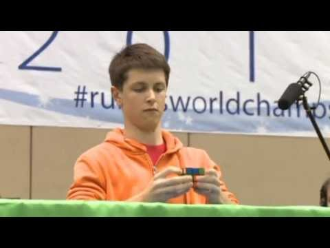 Rubik's Cube- Weltmeisterschaften
