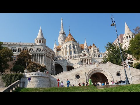 Budapest Castle, Mini Budapest, Labyrinth, Matthias Church, Funicular Railway, Royal Palace Hungary