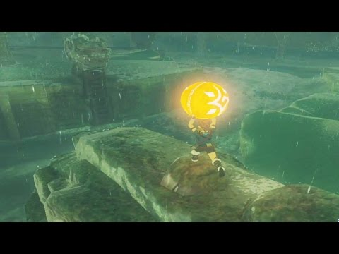 Zelda Breath of the Wild - Trial of Thunder - Shrine Quest