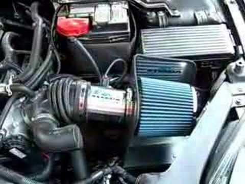 Steeda Intake On 4cyl Ford Fusion 2