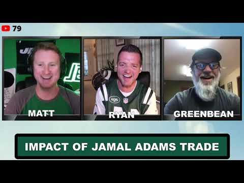 Talkin Jets - Jamal Adams Trade - Training Camp Starts - July 28, 2020