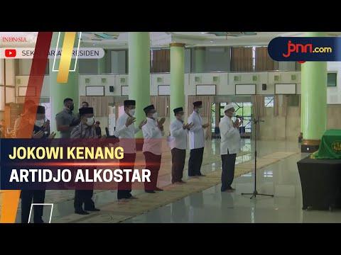Artidjo Alkostar Tutup Usia, Jokowi: Kita Kehilangan Putra Terbaik