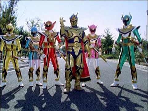 Power Rangers Mystic Force - Power Rangers vs Magma | Episod