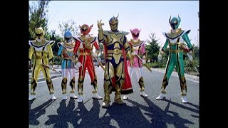 POWER RANGERS MYSTIC FORCE 第24話