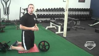 How To Correctly Do Ab Wheel Roll Out Exercise
