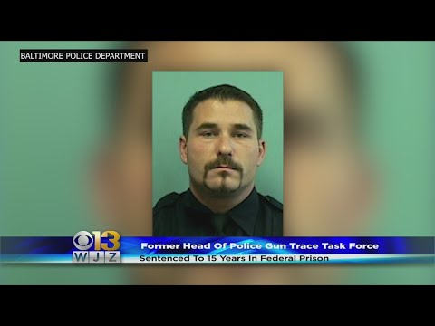 Police Sgt. Who Ran Corrupt Gun Unit Sentenced To 15 Years