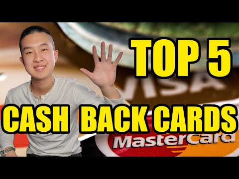 TOP 5 BEST CASH BACK CREDIT CARDS IN CANADA 2020 For Canadians