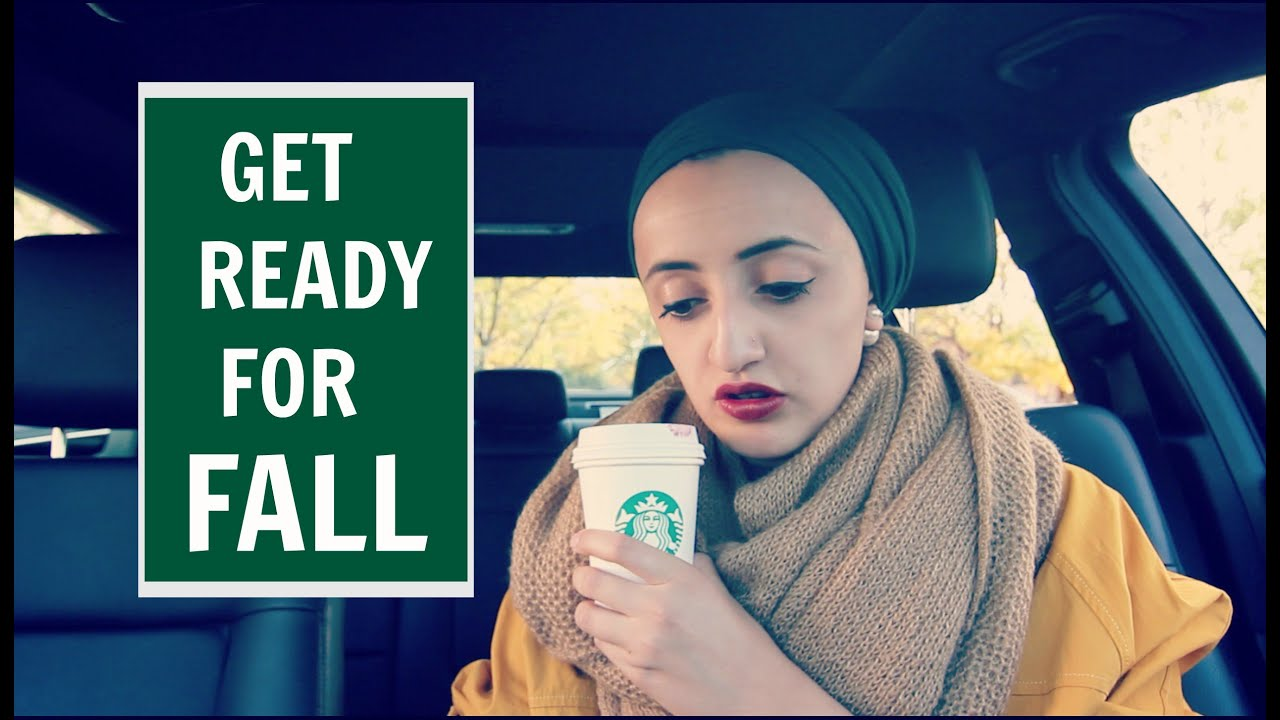 Get ready for fall youtube for Getting ready for fall