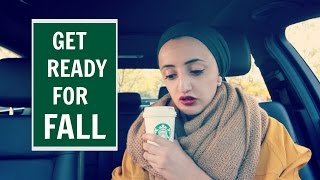 GET READY FOR FALL! thumbnail