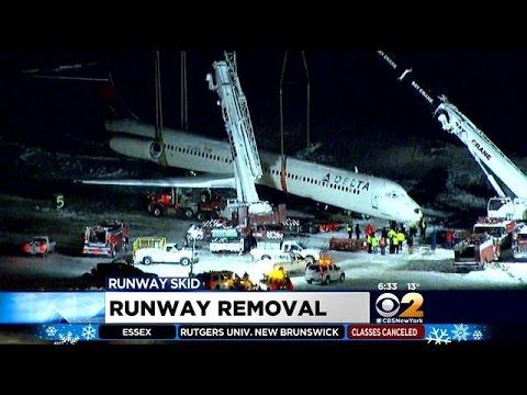 Investigators Looking For Cause Of Delta Accident At LaGuardia Airport