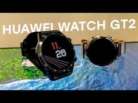 Смарт часы которые нужны. Обзор Huawei Watch GT2