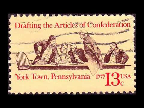 Free English Book on Tape: Articles of Confederation and Perpetual Union by Continental Congress
