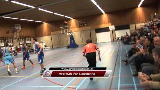 Bekergame: Binnenland Heren 1 vs Den Helder Kings Heren 1