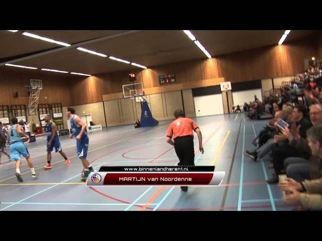 Bekergame: Binnenland Heren 1 vs Den Helder Kings Heren 1