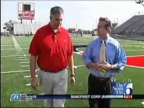 union redskins two time defending oklahoma 6a footbal