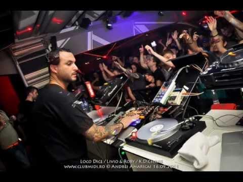 Loco Dice Essential Mix 22.11.2008