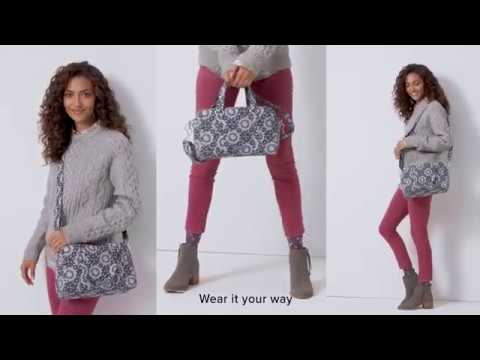 Redesigning a Vera Bradley classic | The new Iconic 100 Handbag ...