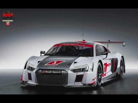Audi   R8 LMS  ( 2015 ) (musical slideshow)