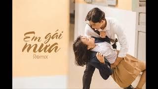 Em Gái Mưa - Hương Tràm [ Remix Version ]