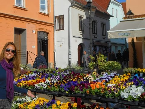 Zagreb, a linda capital da Croácia