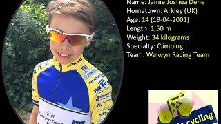 European Youth Cycling Tour Assen 2015 | Reportage of Jamie Dene