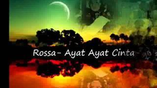 Rossa - Ayat Ayat Cinta.wmv