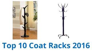10 Best Coat Racks 2016