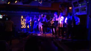 Reverend Smackmaster and the Congregation of Funk with Shelby Blondell