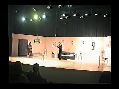 Manju Ta Manju... Na Ta Ta Vanju - First Sindhi Drama by Hasya Kala Drama Group, Dubai