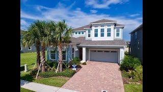 Orlando New Homes - Tapestry by Mattamy Homes - Spruce Model