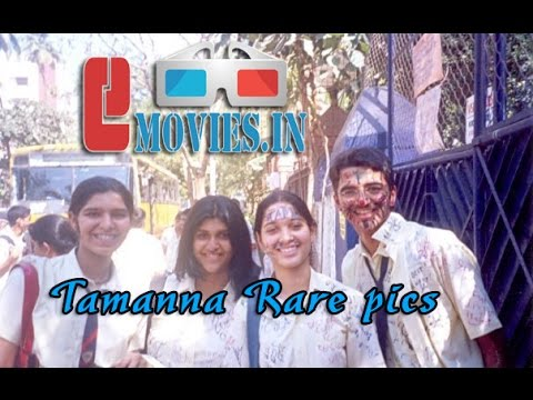 Tamanna Bhatia Childhood Photos