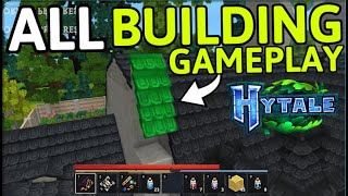 ALL Hytale Building & Gameplay EVER Released! (2020 UPDATED)